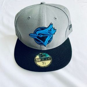 New Era BlueJays Fitted 7 3/8